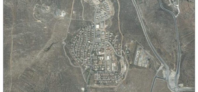 New expansion Plan in Kfar Tapuah settlement