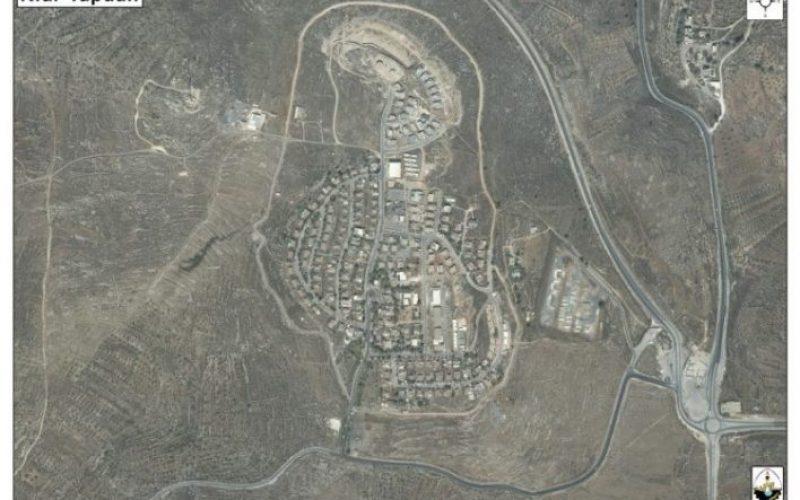 New expansion Plan in Kfar Tapuah settlement