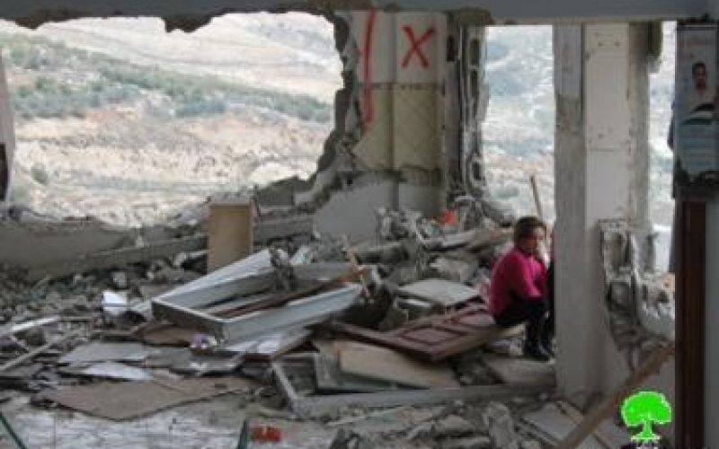 The Monthly Report on Israeli Violations in Occupied Jerusalem – January 2016
