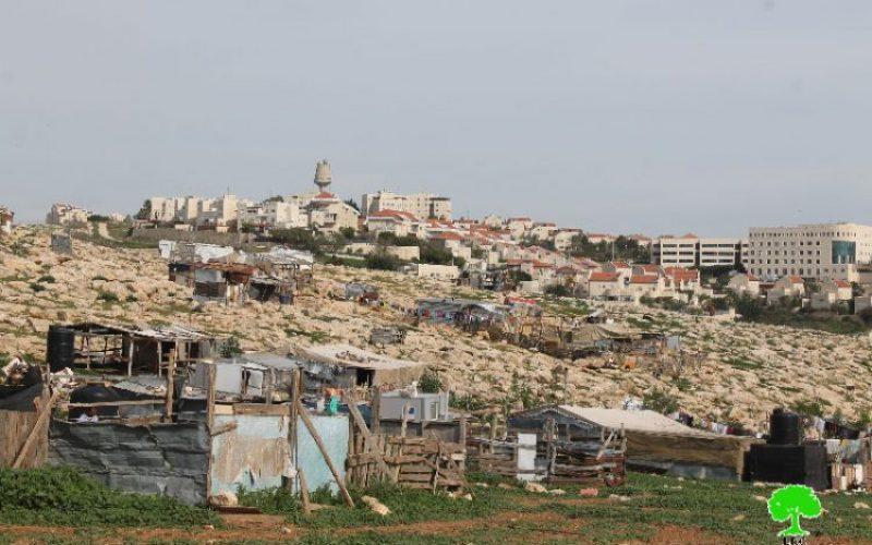 """مشروع في الكنيست الإسرائيلي ينص على ضم مستعمرة """"معاليه أدوميم"""" إلى مدينة القدس المحتلة"""