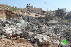 التقرير الشهري حول الانتهاكات الإسرائيلية في القدس المحتلة خلال شباط – 2016