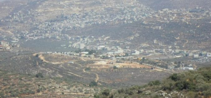 New master plan for Kfar Tapuah colony at the expense of Salfit governorate lands