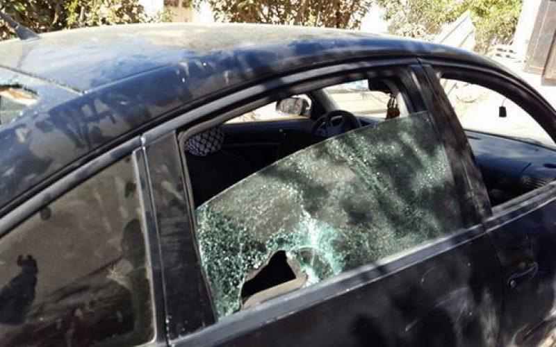 في موسم الزيتون الاعتداءات الإسرائيلية تتصاعد <br>الاعتداء على عائلة فلسطينية أثناء جني ثمار الزيتون في قرية قريوت