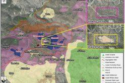 ישראל מקצה אדמה בצפונן  התנחלות שקד להרחבה