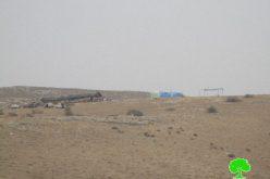 الشروع بإنشاء بؤرة استعمارية جديدة في الأغوار الشمالية