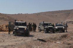 منع إعادة بناء المساكن المهدومة في خربة الحمة بذريعة أنها منطقة عسكرية مغلقة..!!