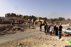 Israeli Occupation Forces threat to wipe Khirbet Um Al-Kheir hamlet out