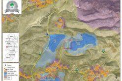 """مستعمرة """" نعلي"""" تضخ المياه العادمة باتجاه أراضي قرية """"شبتين شمال غرب رام الله"""