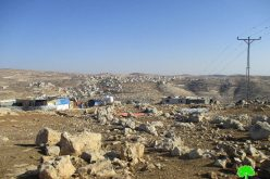 Israeli Occupation Forces confiscate residential barrack from Jaba' town
