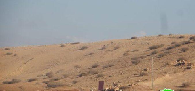 الاحتلال يلاحق أهالي الأغوار في ابسط مقومات حياتهم اليومية مصادرة جرارات زراعية في الأغوار الشمالية