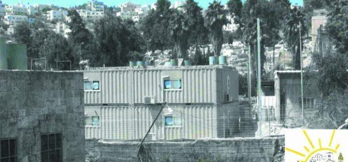 الاحتلال ينوي إقامة مستعمرة جديدة في البلدة القديمة بالخليل