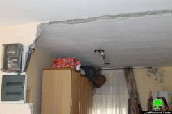 هدم شُرفات وإغلاق غرف سكنية في عمارة سكنية تقع في حي بطن الهوى في سلوان جنوب المسجد الأقصى بدعوى عدم الترخيص
