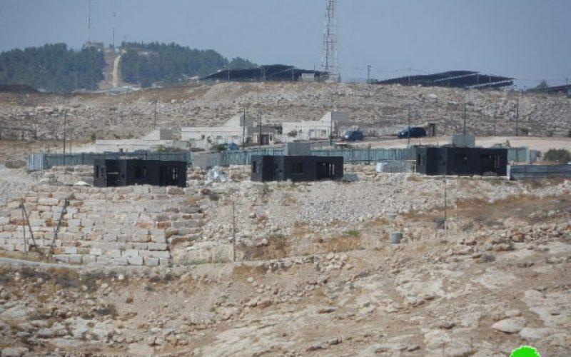 New master plan for Karmil colony at the expense of Um Al-Kheir lands