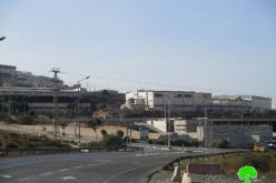 New master plan for Ariel colony at the expense of Salfit lands