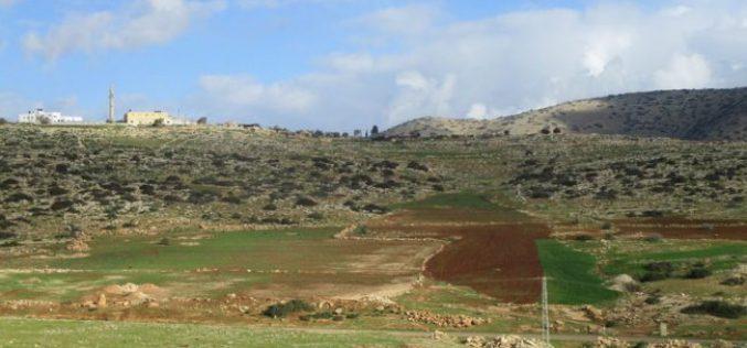 الاحتلال يصادر شاحنة وجرارين زراعيين في الأغوار الشمالية