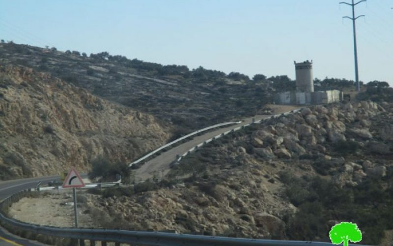 Israel issues an extension order on a land grab in Nablus