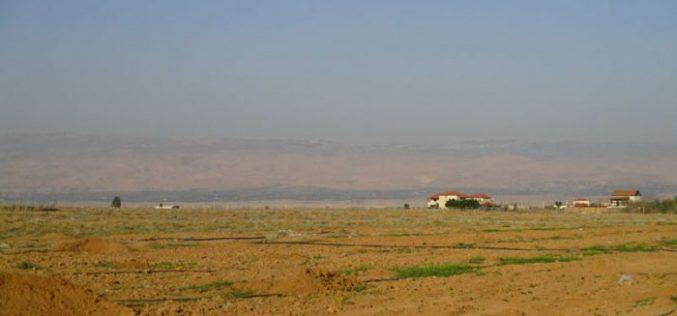 """اقتلاع 400 غرسة نخيل وتدمير شبكات ري في منطقة """" المطار """" شرق مدينة أريحا"""