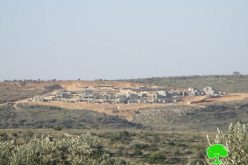 Sal'it colony expands at the expense of Kfar Sur village