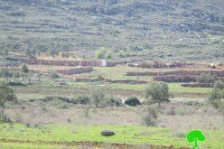 اخطارات بإخلاء أراض زراعية في بلدة عقربا بحجة أنها أملاك دولة