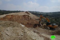 Israel to open colonial road east Nabi Elyas village in Qalqiliya