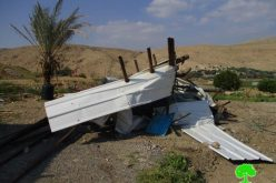 Israeli Occupation Forces demolish blacksmith workshop in Jericho