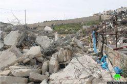 الانتهاكات الإسرائيلية في القدس المحتلة خلال شهر اذار من العام 2017