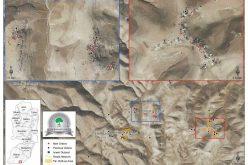 إخطارات بوقف العمل والبناء في 37 مسكناً ومنشأة في المجاز والتبان شرق يطا