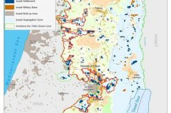Israeli settlement Activities in the occupied State of Palestine during the First Quarter of 2017, (January- March) / 2017