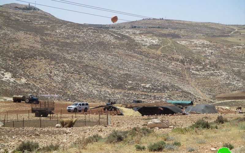 Final demolition order on residential and agricultural structures in Jericho