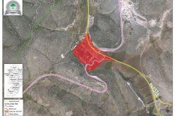 أمر عسكري بتمديد الاستيلاء على أراضٍ بخربة جمرورة غرب الخليل