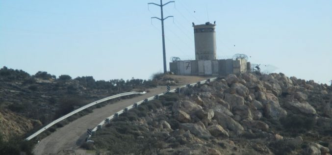 Israel to expand Al-Tayba military checkpoint southwest Tulkarm city