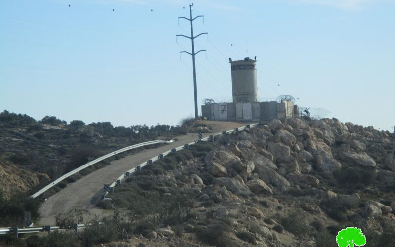Israel to expand Al-Tayba military checkpoint southwest Tulkarm city