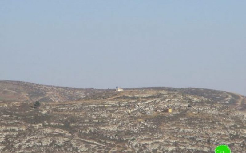 """الإعلان عن إنشاء مستعمرة جديدة  بديلة عن البؤرة """" عمونة"""" على أراض قرية جالود"""