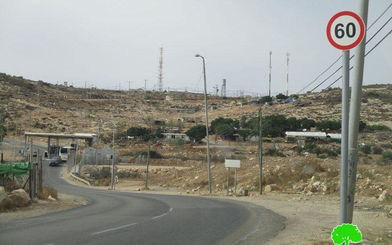 اخطارات بوقف البناء تطال منشآت سكنية وعامة في عرب الرماضين الجنوبي