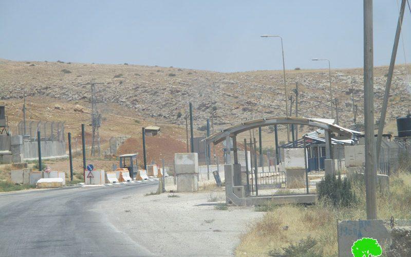 الاحتلال الإسرائيلي يصادر عدد من الآليات في مناطق الأغوار الفلسطينية