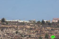 Hayovel Israeli colony undergoes expansion on Nablus lands