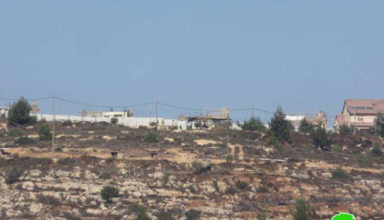 Hayovel Israeli colony undergoes expansion on Nablus lands