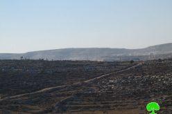 """الاستيلاء على مساحات جديدة من الأراضي لصالح مستعمرة """" تفوح"""" / قرية ياسوف"""