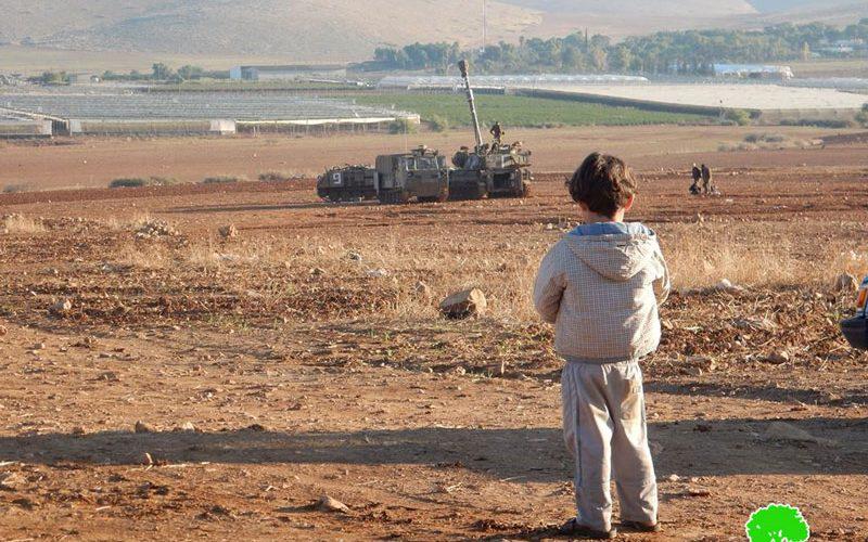 ضحية جديدة لمخلفات التدريبات العسكرية …استشهاد الشاب عدي عزيز نواجعة في منطقة خربة ابزيق