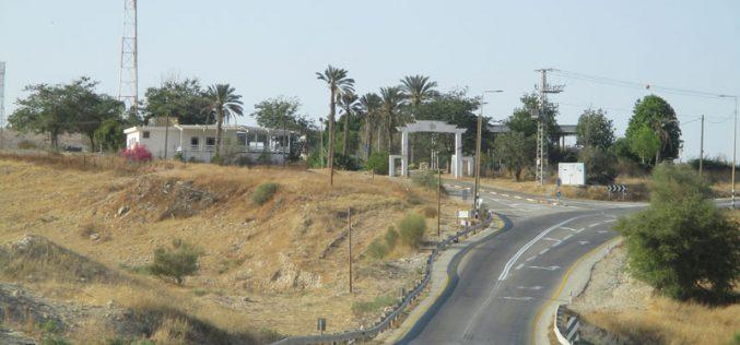 """تحويل معسكر """"بروش هبكعا"""" إلى مستعمرة إسرائيلية على حساب الأراضي الفلسطينية / محافظة طوباس"""