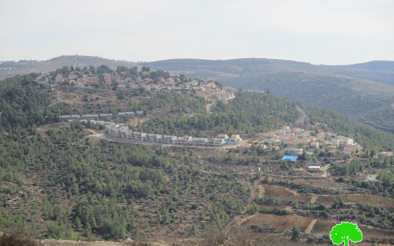Israel deposits new master plan for Talmon colony