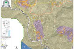 إخطار 3 منشآت زراعية في عزبة سلمان بوقف البناء / محافظة قلقيلية