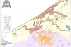 إخطار بوقف العمل في منشأة ببلدة صوريف غرب الخليل