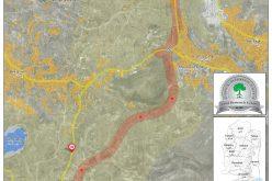 مخطط لإقامة شارع استيطاني جديد شمال شرق الخليل