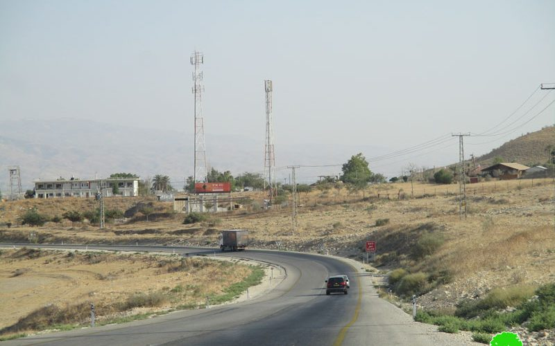 الشروع بتوطين عائلات من المستعمرين في مستعمرة  بروش هبكعا  محافظة طوباس