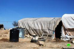 محكمة الاحتلال تصدر قراراً بالهدم الفوري لمنشآت سكنية وزراعية في قرية سوسيا
