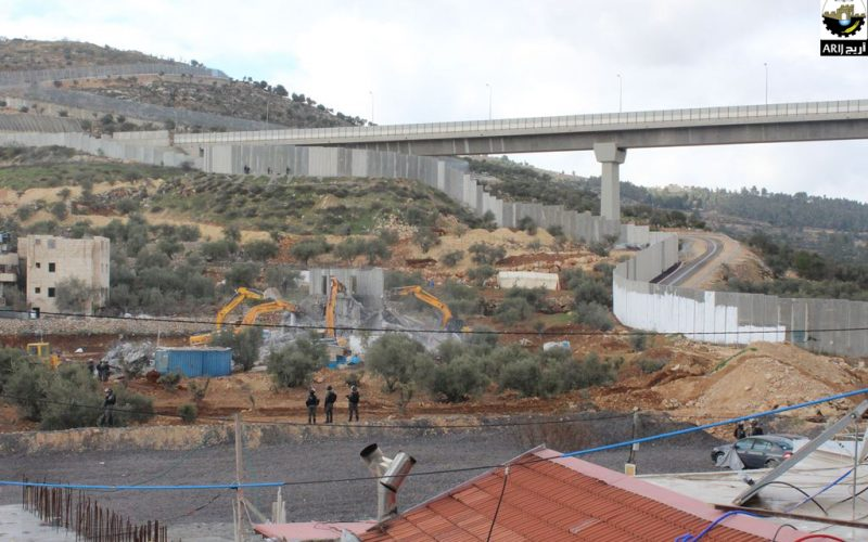 Monitoring Report on the Israeli Settlement Activities in the occupied State of Palestine – December 2017