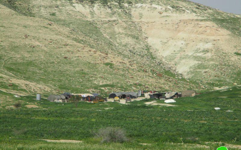 التدريبات العسكرية في منطقة خربة ابزيق خطر حقيقي يهدد المنطقة برمتها