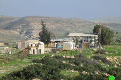معسكر التياسير المُخلى يتحول إلى مستعمرة زراعية بذريعة استملاكه لجمعية استعماريةمحافظة طوباس