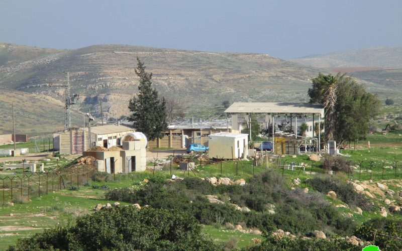 Israel to establish new outpost in vacated military camp in Tubas governorate